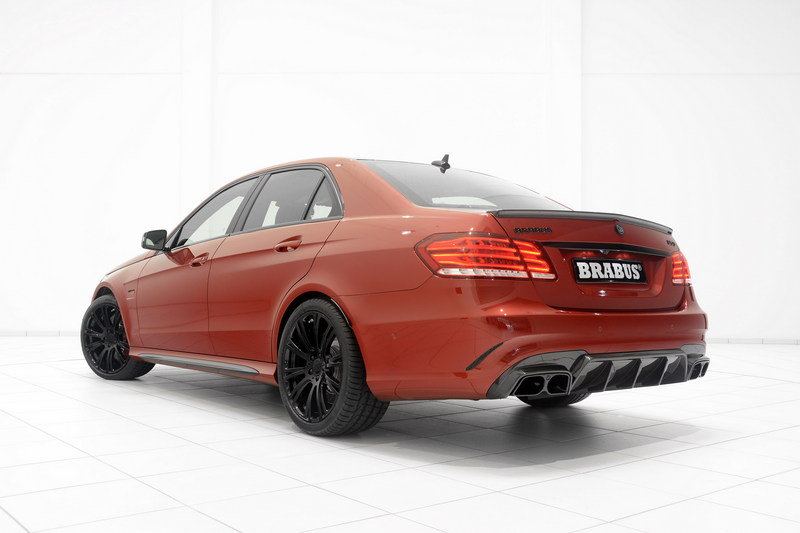2014 Mercedes E63 AMG 850 6.0 Biturbo By Brabus High Resolution Exterior - image 552167