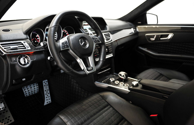 2014 Mercedes E63 AMG 850 6.0 Biturbo By Brabus High Resolution Interior - image 552179
