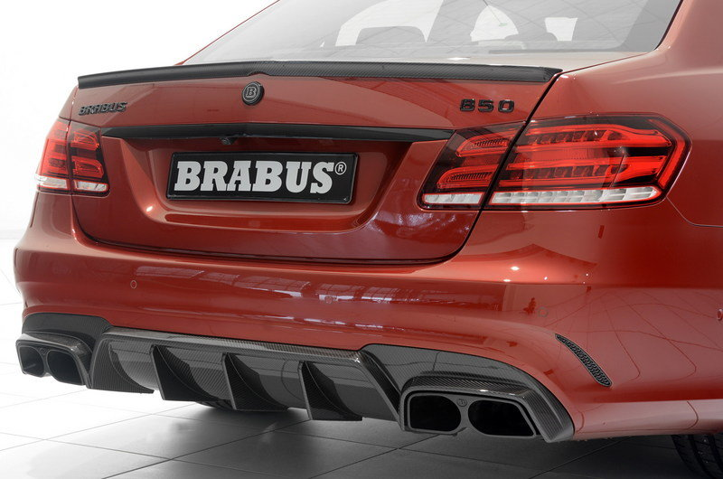 2014 Mercedes E63 AMG 850 6.0 Biturbo By Brabus Exterior - image 552159