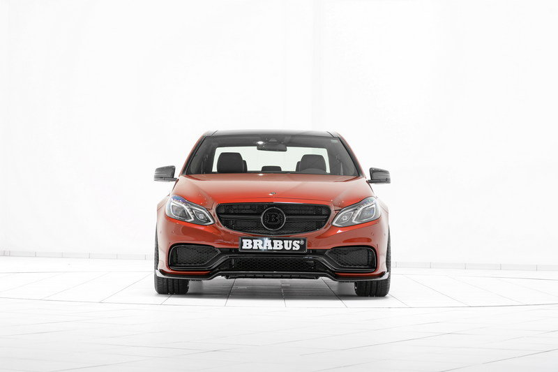 2014 Mercedes E63 AMG 850 6.0 Biturbo By Brabus High Resolution Exterior - image 552160