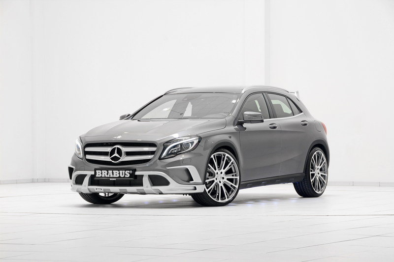 2015 Mercedes GLA-Class By Brabus