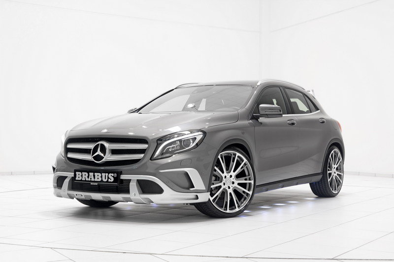 mercedes gla-class reviews, specs & prices - top speed