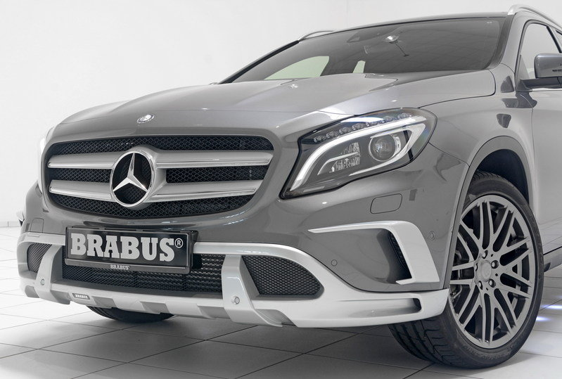 2015 Mercedes GLA-Class By Brabus Exterior - image 553535