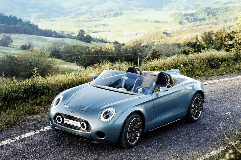 2014 Mini Superleggera Vision High Resolution Exterior Wallpaper quality - image 553445