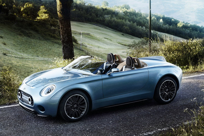 Mini Superleggera Vision Concept Could Make It To Production