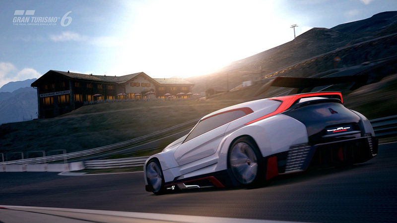 2014 Mitsubishi XR-PHEV Evolution Vision Gran Turismo Concept Screenshots / Gameplay - image 554188