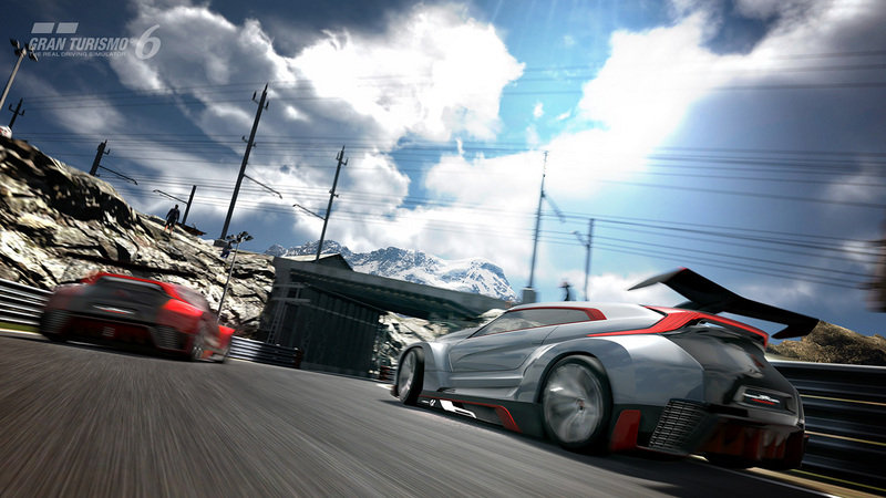 2014 Mitsubishi XR-PHEV Evolution Vision Gran Turismo Concept Screenshots / Gameplay - image 554186