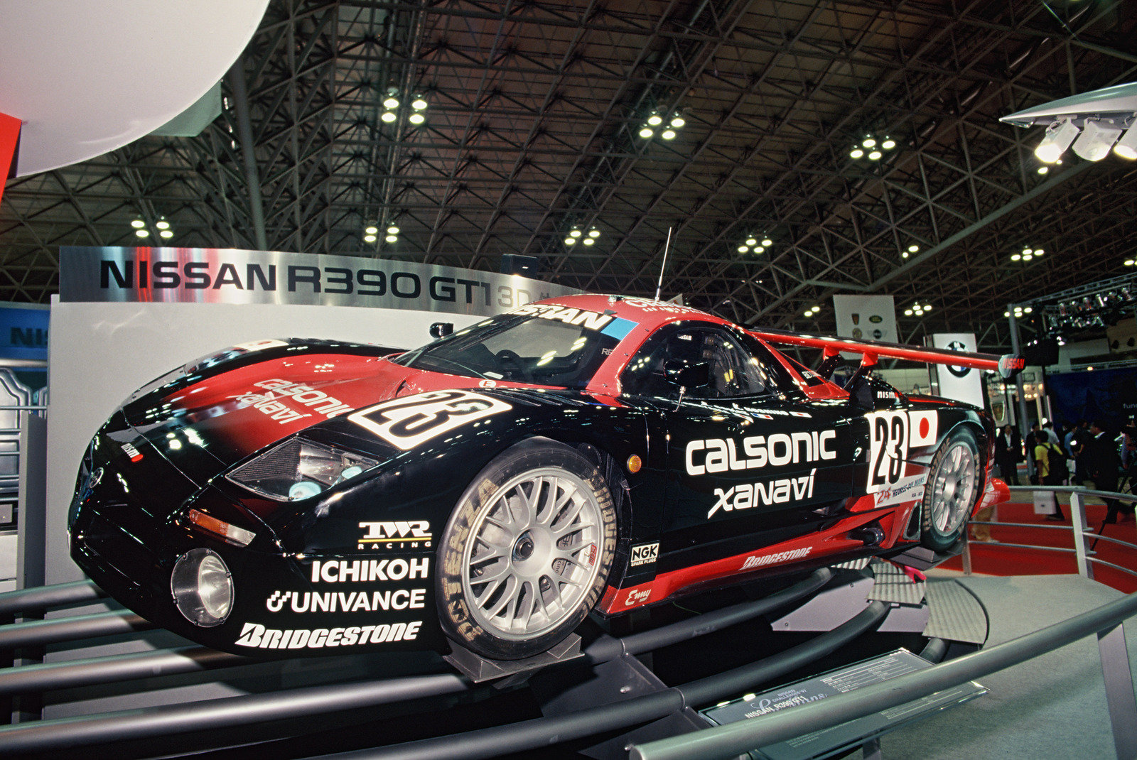 nissan attacking le mans with gt r lm nismo lmp1 car picture 553337 car news top speed. Black Bedroom Furniture Sets. Home Design Ideas