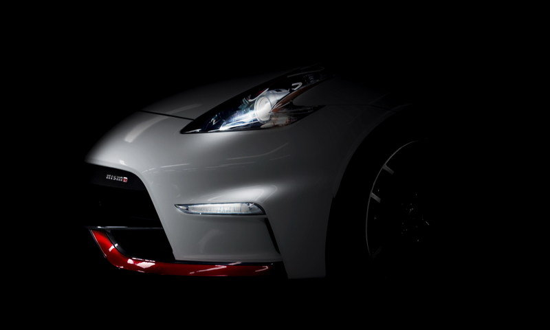 Nissan Teases What Looks to be a New 370Z Nismo