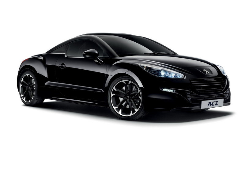 "2014 Peugeot RCZ ""Red Carbon"" Limited Edition"