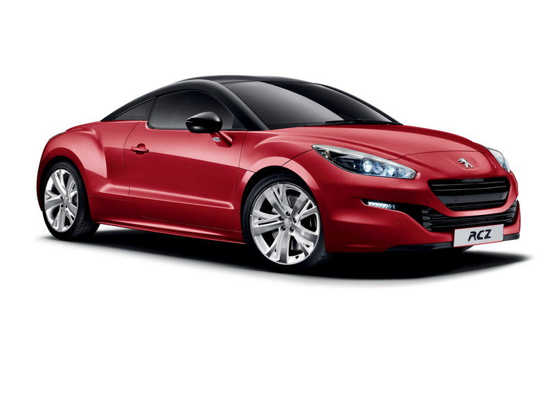 2014 peugeot rcz red carbon limited edition top speed. Black Bedroom Furniture Sets. Home Design Ideas