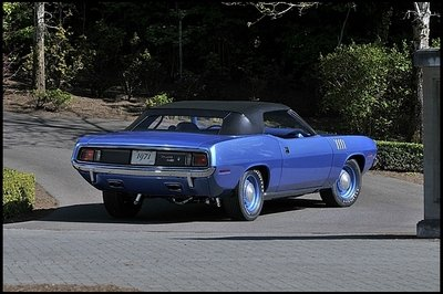 The Rarest American Muscle Cars in Existence Exterior - image 554132