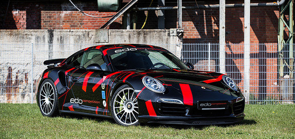 2014 porsche 911 turbo s by edo competition car review top speed. Black Bedroom Furniture Sets. Home Design Ideas