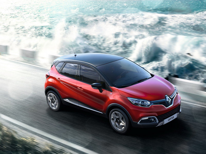 2014 Renault Captur Helly Hansen Edition