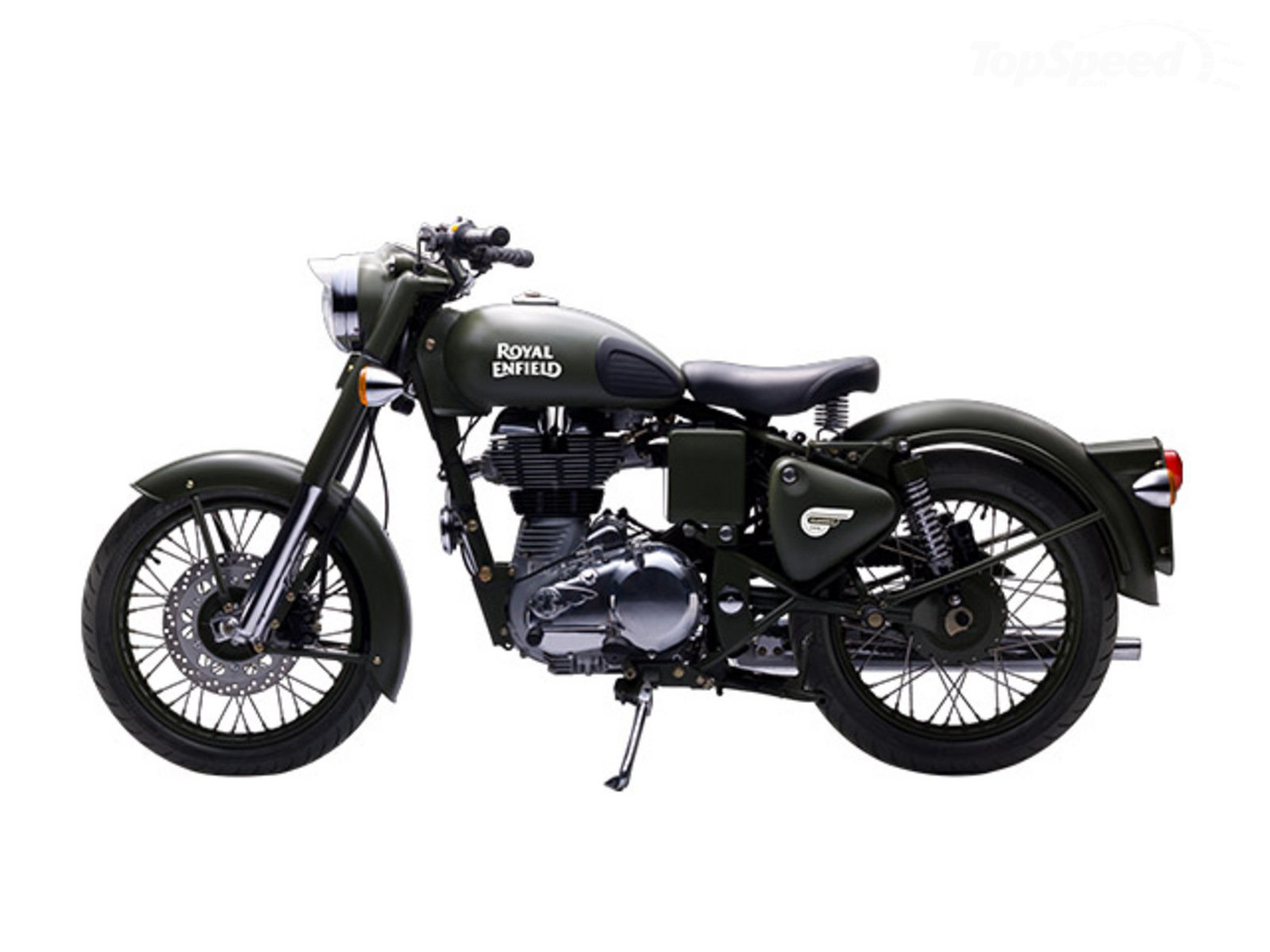 2014 royal enfield classic battle green review top speed. Black Bedroom Furniture Sets. Home Design Ideas