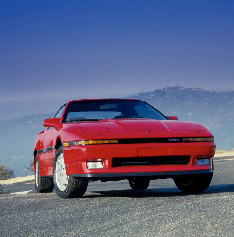 1986 - 1992 Toyota Supra High Resolution Exterior - image 552669