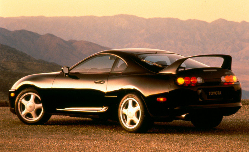 Genuine Toyota Parts Are Coming Back for the A70 and A80 Toyota Supra!