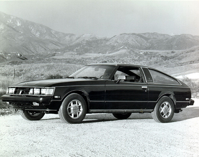 1979 - 1981 Toyota Supra High Resolution Exterior - image 552649