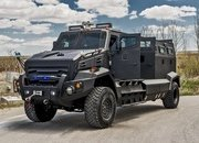 2014 INKAS Unique Armored Personnel Carrier - image 552892
