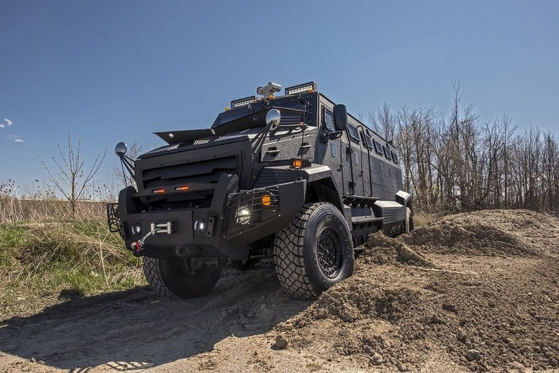 2014 INKAS Unique Armored Personnel Carrier Exterior - image 552893