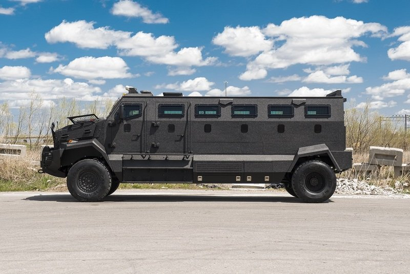 2014 INKAS Unique Armored Personnel Carrier High Resolution Exterior - image 552894