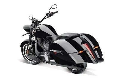 2014 Victory Cross Roads 8-Ball Exterior - image 552023