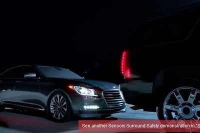Video: 2015 Hyundai Genesis - Blind Test Drives