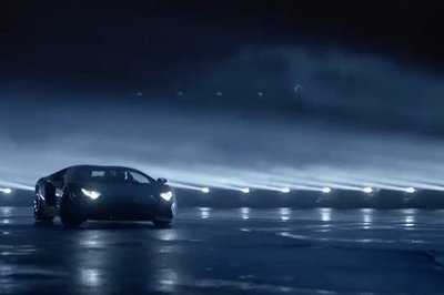Video: Ken Block Plays With Laser Lights In Latest Castrol Commercial
