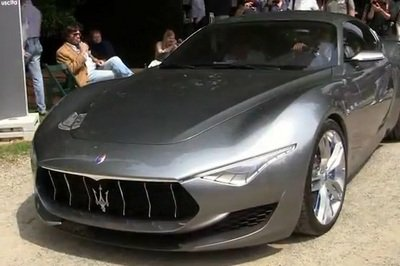 Video: Maserati Alfieri Sounds Amazing