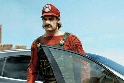 Video: Mercedes Uses Mario To Promote Its New GLA-Class