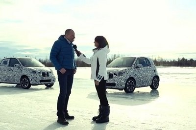 Video: Smart Teases Future ForTwo And ForFour Models