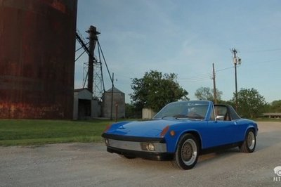 Video: Tribute To 1970 Porsche 914-6
