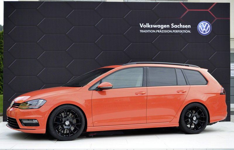 2014 Volkswagen Golf Variant Youngster 5000