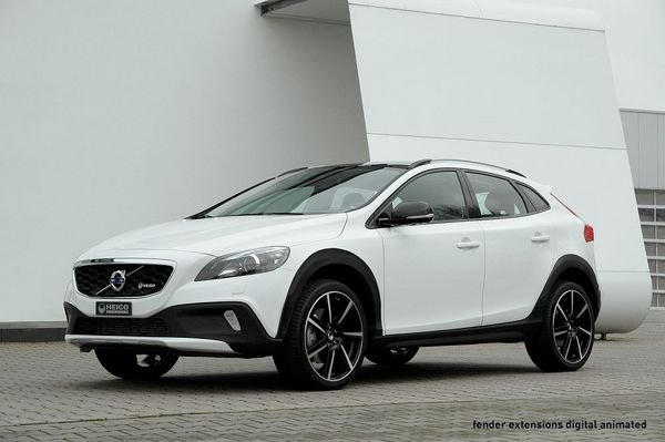 2014 volvo v40 cross country by heico sportiv car review top speed. Black Bedroom Furniture Sets. Home Design Ideas