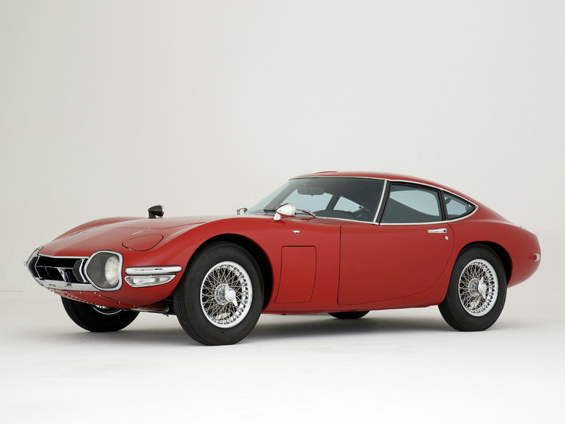 1967 - 1970 Toyota 2000GT High Resolution Exterior - image 555413