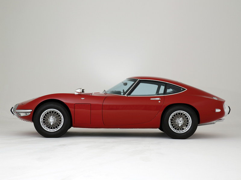 1967 - 1970 Toyota 2000GT High Resolution Exterior - image 555422