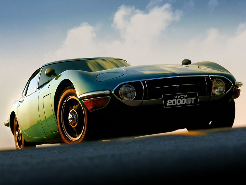 1967 - 1970 Toyota 2000GT High Resolution Exterior - image 555423