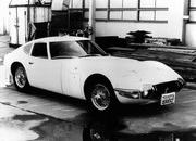 1967 - 1970 Toyota 2000GT - image 555427