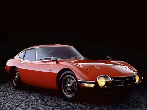 2015 Toyota Highlander For Sale >> 1967 - 1970 Toyota 2000GT Review - Top Speed