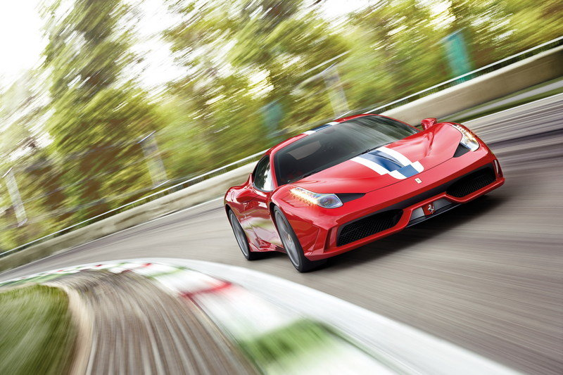 2014 Ferrari 458 Speciale High Resolution Exterior - image 556320