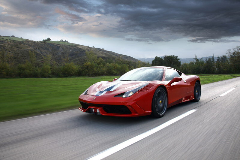 2014 Ferrari 458 Speciale High Resolution Exterior - image 556314