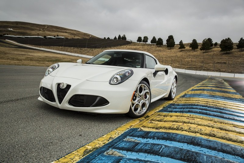 2014 Alfa Romeo 4C High Resolution Exterior Wallpaper quality - image 556834