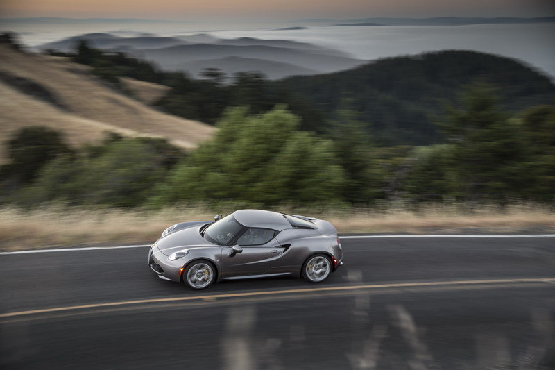 You Can Get a Used Alfa Romeo 4C for Dirt Cheap Right Now