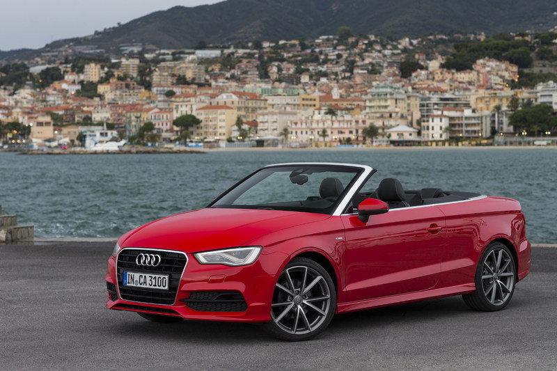 Audi A Cabriolet Top Speed - Audi a3 convertible