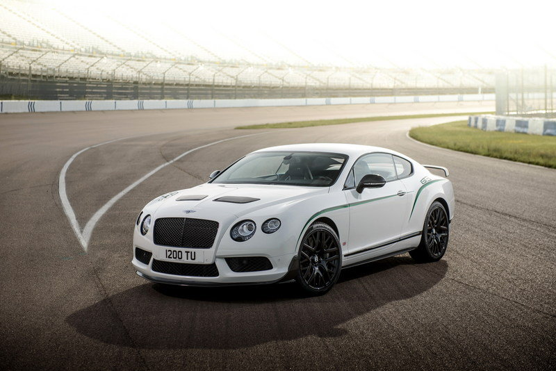 2014 Bentley Continental GT3-R