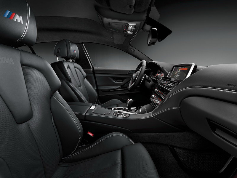 2014 BMW Individual 6 Series Gran Coupe And M6 Gran Coupe Bang & Olufsen Edition Interior - image 555333