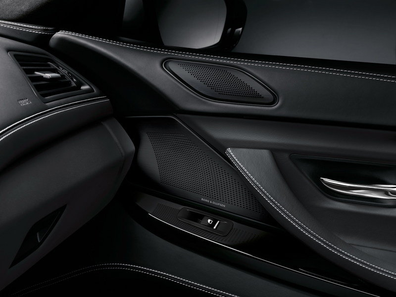 2014 BMW Individual 6 Series Gran Coupe And M6 Gran Coupe Bang & Olufsen Edition Interior - image 555334