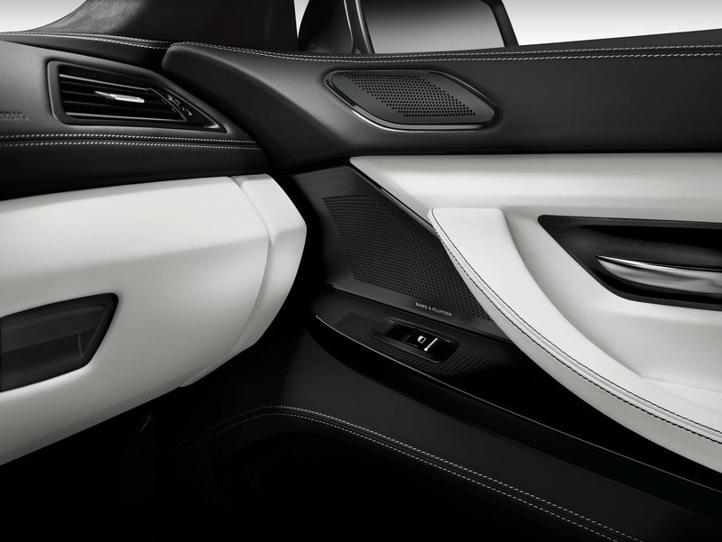 2014 BMW Individual 6 Series Gran Coupe And M6 Gran Coupe Bang & Olufsen Edition Interior - image 555336
