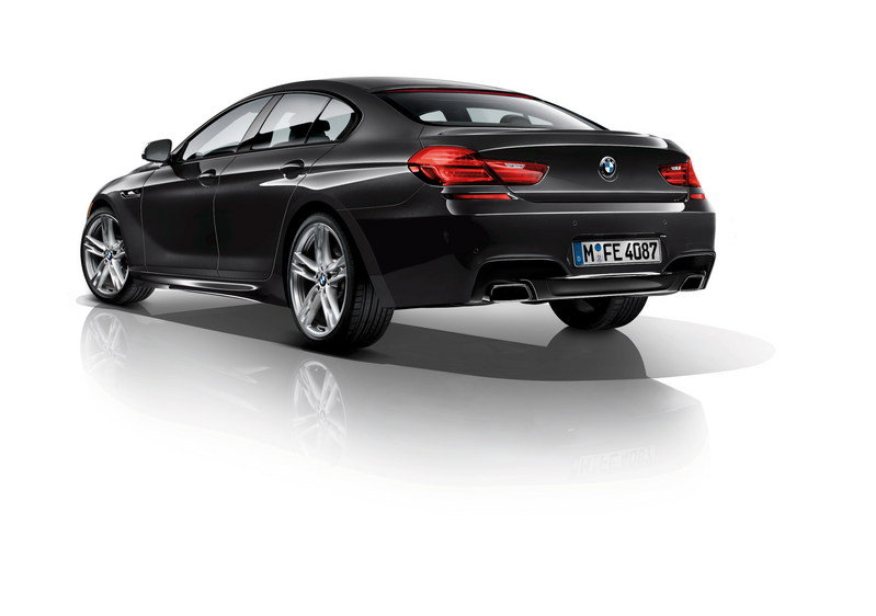 2014 BMW Individual 6 Series Gran Coupe And M6 Gran Coupe Bang & Olufsen Edition
