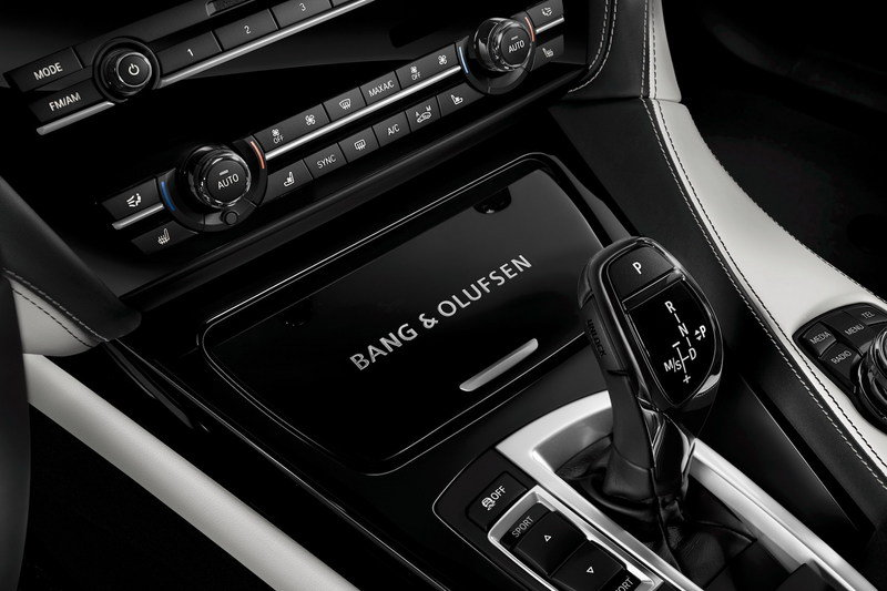 2014 BMW Individual 6 Series Gran Coupe And M6 Gran Coupe Bang & Olufsen Edition Interior - image 555332